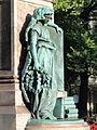 Statue of Johan Ludvig Runeberg in Helsinki - DSC03901.JPG
