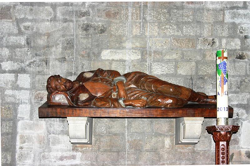 File:Statue of Sant Aleix - Santa Maria del Mar - Barcelona 2014 (1).JPG