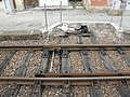 Stazione di Vigarano Pieve, scambio (Vigarano Mainarda).JPG
