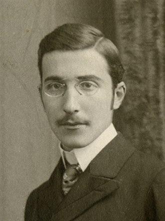 The World of Yesterday - Stefan Zweig, circa 1900