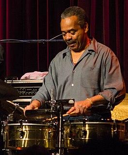 Steve Berrios American drummer