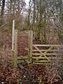 Stile and Roman Road - geograph.org.uk - 97845.jpg