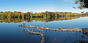 Stillwater River (Maine) - Image: Stillwater River Maine
