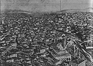 Štip - Štip at the end of the 19th century