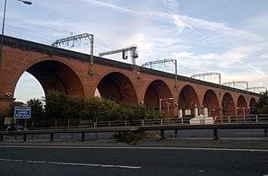 Stockport Viaduct - Stockport Viaduct