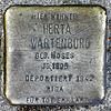 Stolperstein.Lichtenberg.Frankfurter Allee 172.Herta Wartenburg.4802.jpg
