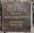 Stolperstein Ritterstr 33 (Kreuzb) Milda Voß.jpg