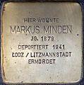 Stolpersteine Köln, Markus Minden (Spichernstraße 57).jpg