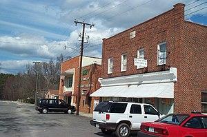 Stony Creek, Virginia - Downtown