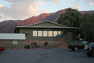 Stovepipe Wells, California - Image: Stovepipe Wells saloon