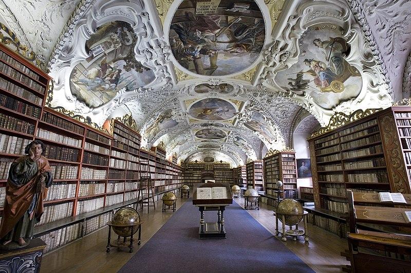 File:Strahov Theological Hall, Prague - 7565.jpg