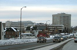 Downtown Sudbury