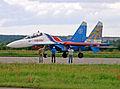Sukhoi Su-27UB (4258490563).jpg