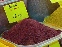 Sumac - Wikipedia, the free encyclopedia
