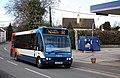 Sunday bus service, Raglan - geograph.org.uk - 1760840.jpg
