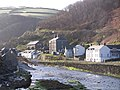 Sunrise view, Boscastle Harbour - geograph.org.uk - 1577301.jpg
