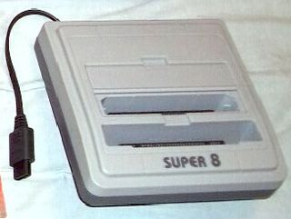 Super 8 (video game accessory)