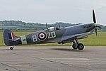 Supermarine Spitfire IXc 'MH434 ZD-B' (G-ASJV) (30701643140).jpg