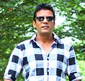 Sushil Chhetri( Nepali Actor) Close-up.jpg