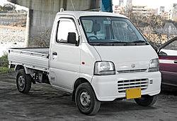 Suzuki Carry - Wikipedia, the free encyclopedia | Auto-Dream ...