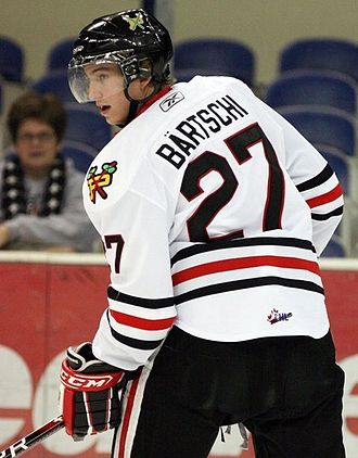 Portland Winterhawks - Sven Baertschi previously played for the Winterhawks.