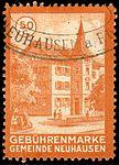 Switzerland Neuhausen 1919 revenue 1 50c - 5B.jpg