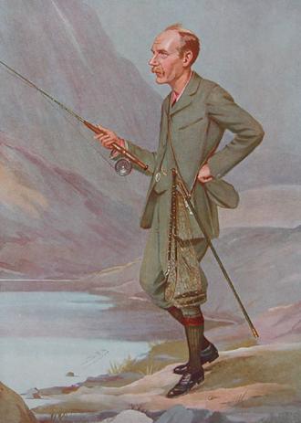 Sydney Buxton, 1st Earl Buxton - Sydney Charles Buxton by Leslie Ward, 1907