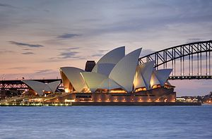 2015 AFC Asian Cup - The Sydney Opera House, location for the final draw