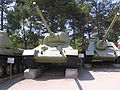 T-34-85 at the Museum on Sapun Mountain Sevastopol 2.jpg