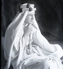 T.E. Lawrence, The dreamer whose dreams came true.jpg