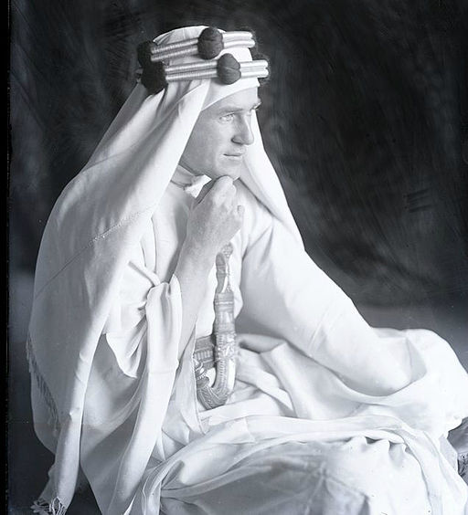 T.E. Lawrence, The dreamer whose dreams came true