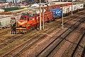 TME1 of Belarusian Railway in Minsk 2.jpg