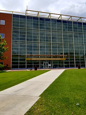 Texas Southern University - TSU Science Center