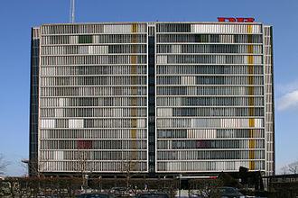 TV-Byen - The TV-Byen office tower