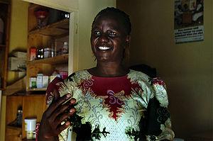 Carolina for Kibera - The late Tabitha Atieno Festo, Founder of CFK's Tabitha Medical Clinic