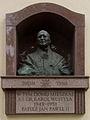 Tablica pamiątkowa Karol Wojtyła kosc. św. Floriana Kraków.jpg
