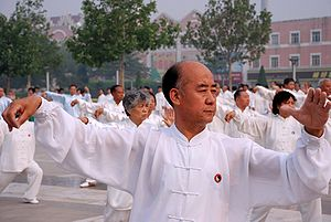 Tai Chi and Heart Failure