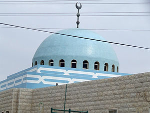 Taibe, Galilee - Taibe village mosque