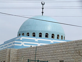 Taibe, Galilee - Taibe village mosque