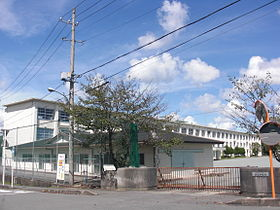 Taki town and Matsusaka City School Cooperatives Taki Junior High School.jpg