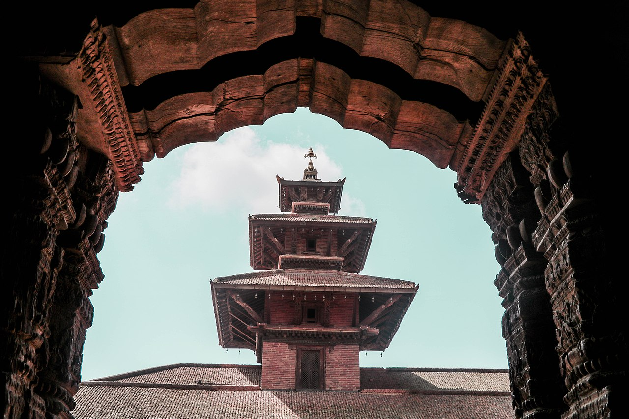 Taleju Temple at Patan.jpg