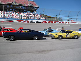 Talladegas at Talladega in 2009.jpg
