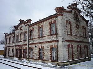 Kitseküla - Image: Tallinn Väike 11Mar 2009 1