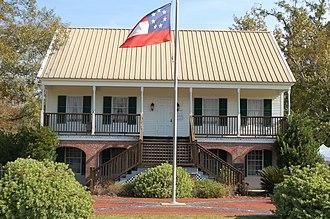 Tangipahoa Parish, Louisiana - Image: Tangicamp Moore 1
