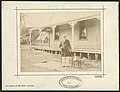 Taufa'ahau Tupou I, King of Tonga, outside his palace in Neiafu, 1884.jpg