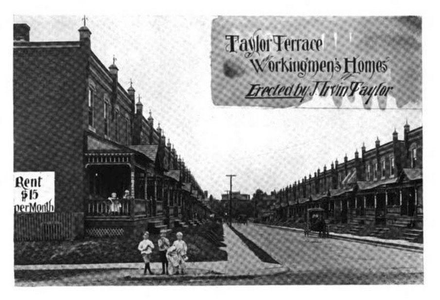 Taylor Terrace Workingmens Homes