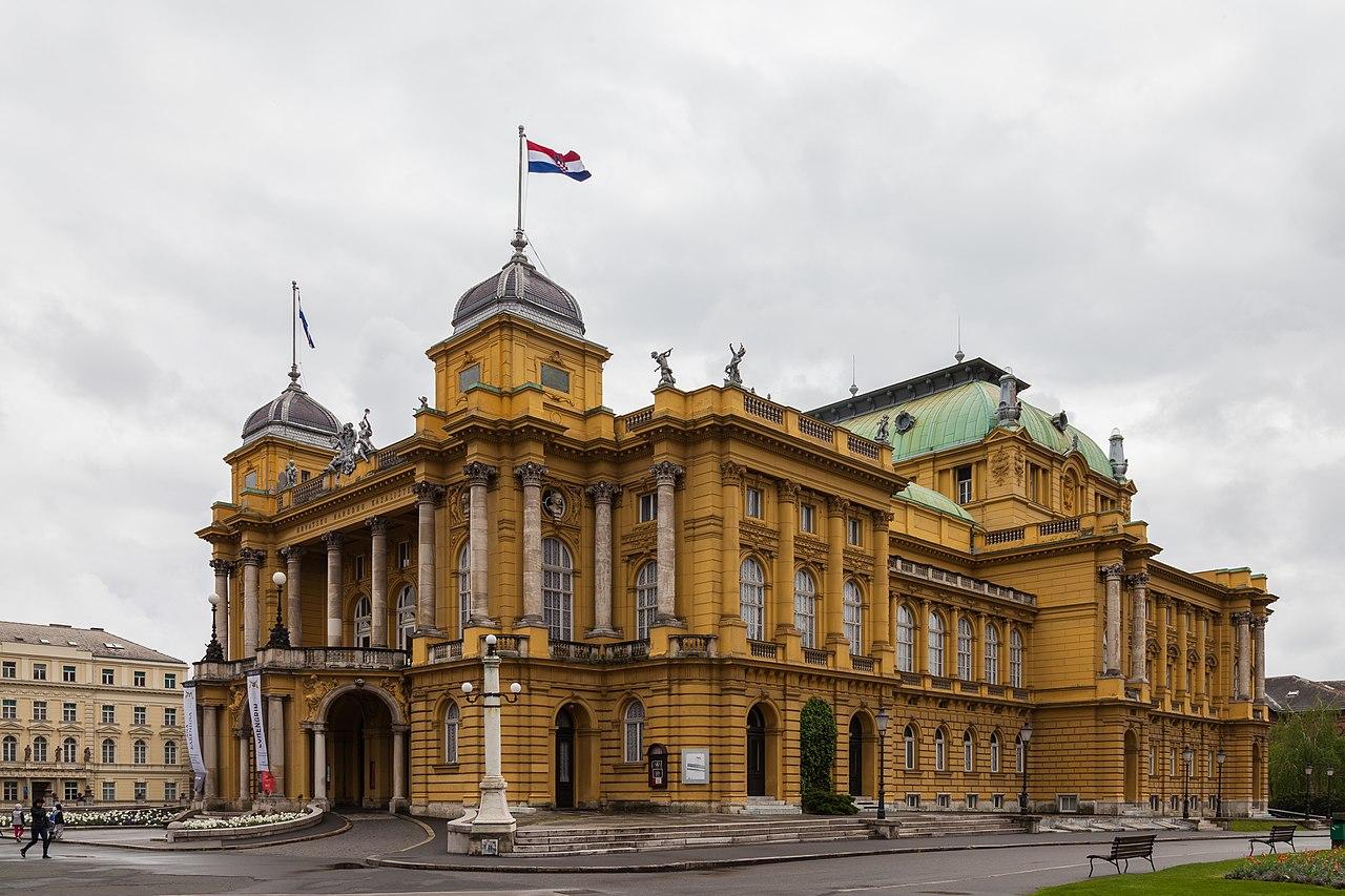 Nacional: File:Teatro Nacional, Zagreb, Croacia, 2014-04-20, DD 01