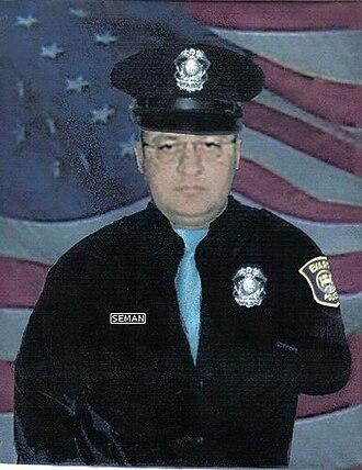 George Seman - Police Chief Seman