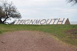 Teignmouth sign at Sprey Point (0167).jpg