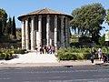 Temple of Hercules Victor 勝利者海克力士神廟 - panoramio.jpg